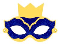 Masque prince
