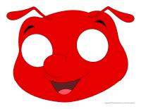 Masques - Les bestioles