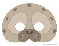 Masques-Animaux polaires-1