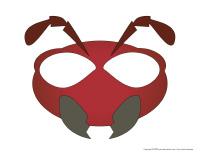 Masques-Insectes