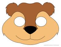 Masques-Jour de la marmotte