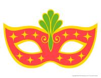 Masques-Journée de l'enfant