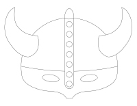 Masques-Les Vikings