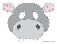 Masques-Les hippopotames