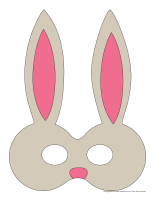 Masques-lapin