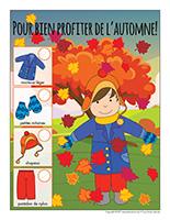 Mémo Nécessaire pour l'automne