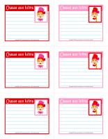 Mémos et timbres-Les lutins de la Saint-Valentin-1