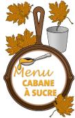Menu Cabane à sucre