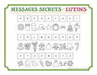 Messages secrets-Lutins