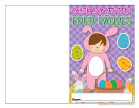 Mini cahier fiches d'activité-Pâques 2021-1
