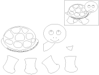 Mini tortue