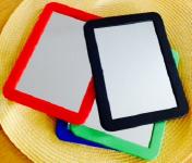 Miroir avec volets de couleur-5