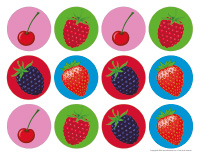 Mobile-Petits fruits