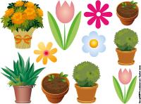 Mobile-Plante
