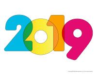 Modèle-Bonne année 2019
