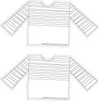 Modèle de vêtements