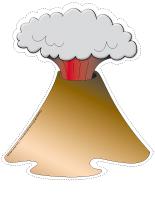 Modèle volcan