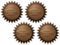 Modèles - Chocolat
