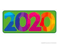 Modèles-Bonne année 2020