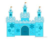 Modèles-Châteaux de neige