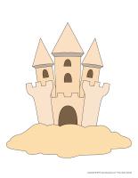 Modèles-Châteaux de sable