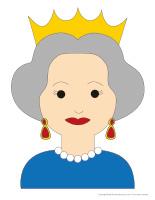 Modèles-Fête de la Reine