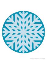 Modèles-Flocons de neige