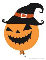 Modèles-Halloween-Les décorations