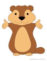 Modèles-Jour de la marmotte