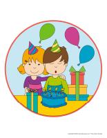 Modèles-Journée de l'enfant