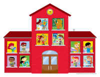 Modèles-L'école