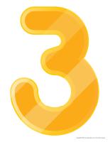 Modèles-Le chiffre 3