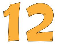 Modèles-Le nombre-12