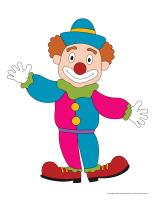 Modèles-Les clowns