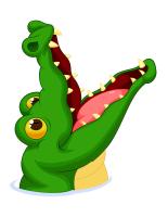 Modèles-Les crocodiles