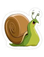 Modèles-Les escargots