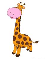 Modèles-Les girafes