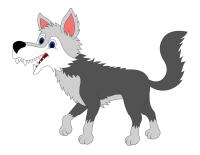 Modèles-Les loups