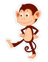 Modèles-Les singes