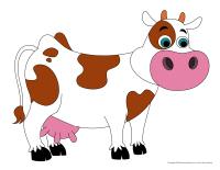 Modèles-Les vaches