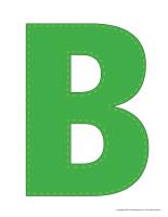 Modèles-Lettre B
