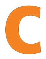 Modèles-Lettre C