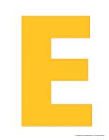 Modèles-Lettre E