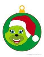 Modèles-Noël-heureux ou grincheux-1