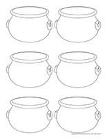 Modèles-Pots de pièces d'or