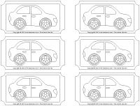 Modèles billets de transport