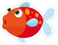 Modèles de poissons variés-2