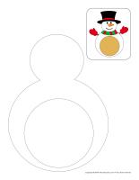 Modèles de sous verres-Noël-1