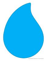 Modèles gouttes-d'eau
