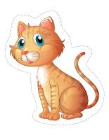 Modèles-les chats et les chatons